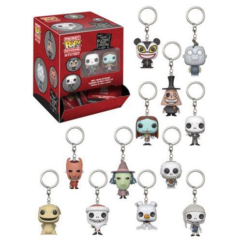 Nightmare Before Christmas: Pocket Pop! - Mystery Keychain (Blind Bag)