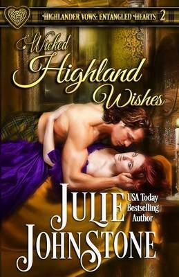 Wicked Highland Wishes by Julie Johnstone image