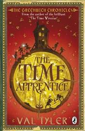The Time Apprentice by Val Tyler image