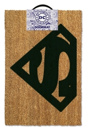 DC Comics: Superman Logo Door Mat