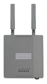 D-LINK Business Class 108Mb A/G Wireless LAN AP/Bridge image