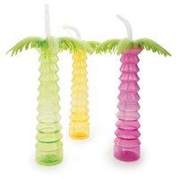 IS GIFT: Tropicool Palm Tree Drink Bottle