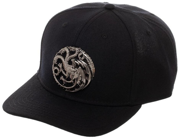Game of Thrones: House Targaryen - Snapback Cap