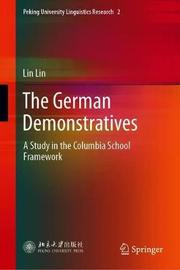 The German Demonstratives by Lin Lin