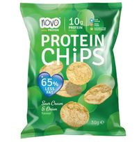 Novo Protein Chips - Sour Cream + Onion (30g)