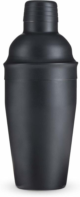 True: Ash - Cocktail Shaker (Matte Black)