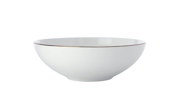 Maxwell & Williams Cashmere Luxe Coupe Bowl 19cm Gold