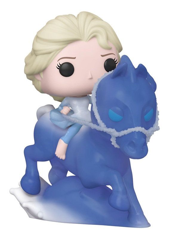 Frozen 2: Elsa Riding Nokk - Pop! Ride Figure