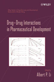 Drug-Drug Interactions in Pharmaceutical Development by Binghe Wang image
