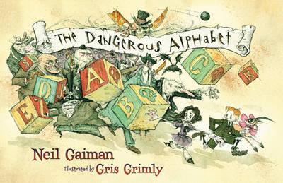 The Dangerous Alphabet by Neil Gaiman image