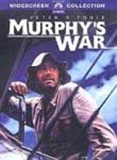 Murphy's War on DVD