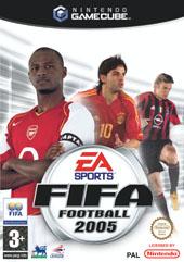 FIFA 2005 for GameCube