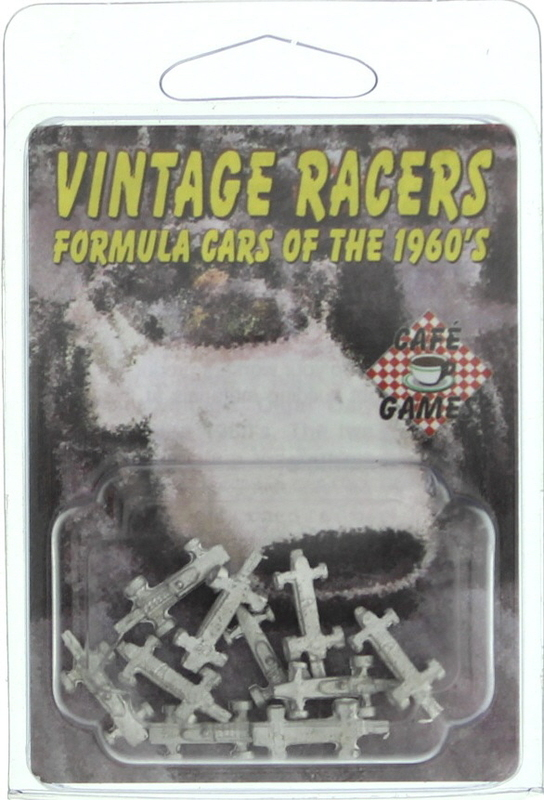 Vintage Racers - Formula Cars Of The 1960's