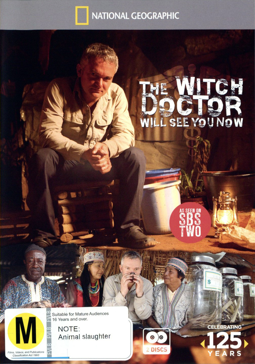 The Witch Doctor Will See You Now - National Geographic on DVD image