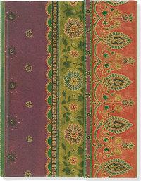 Namaste Journal (Large, Foldover)
