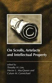 On Scrolls, Artefacts and Intellectual Property image