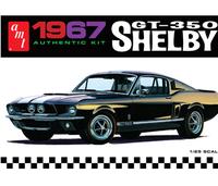 AMT 1967 Shelby GT350 1/25 Model Kit