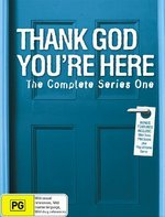 Thank God You're Here on DVD
