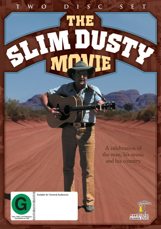 Slim Dusty Movie, The (2 Disc Set) on DVD
