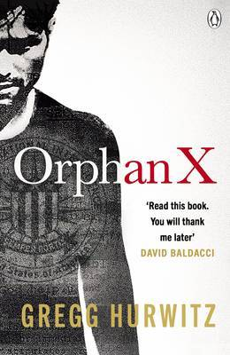 Orphan X by Gregg Hurwitz image