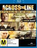 Across The Line on Blu-ray