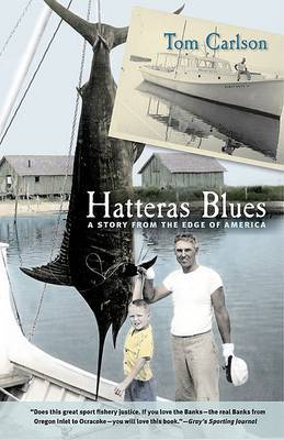 Hatteras Blues by Tom Carlson image