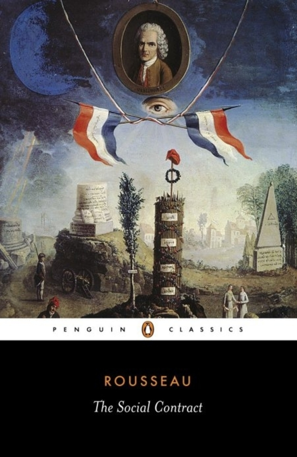 Social Contract (Penguin Classics) by Jean Jacques Rousseau image