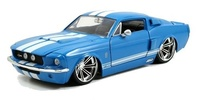Jada: 1/24 '67 Shelby Gt-500 (Candy Blue) - Diecast Model