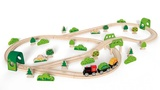 Hape: Forest Railway Set