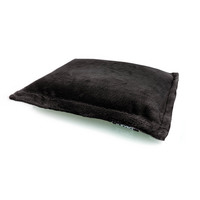 Plush Cat Bed Filled Cat (Black)