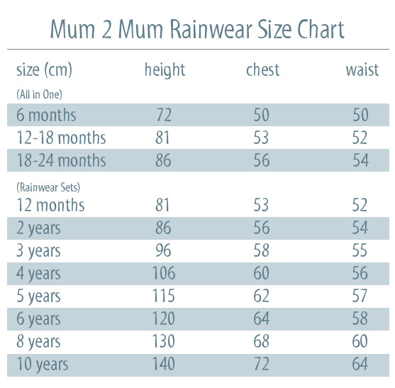 Mum 2 Mum Rainwear Jacket - Purple (2 years) image