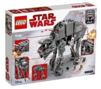 LEGO Star Wars: First Order Heavy Assault Walker (75189) image