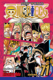 One Piece, Vol. 71 by Eiichiro Oda