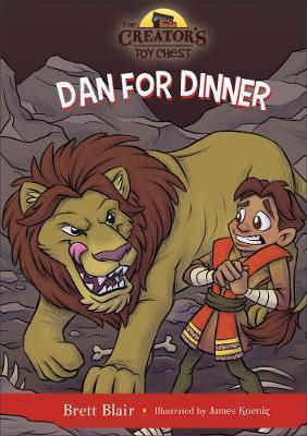Dan for Dinner by Brett Blair