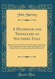A Handbook for Travellers in Southern Italy by John Murray image