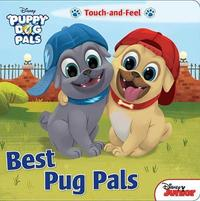 Puppy Dog Pals: Best Pug Pals by Disney Book Group