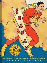 Shazam! by Chip Kidd