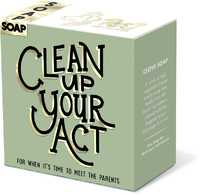 Molly & Rex Clean Up Your Act Soap