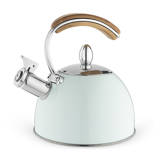 Presley Pistachio Tea Kettle image