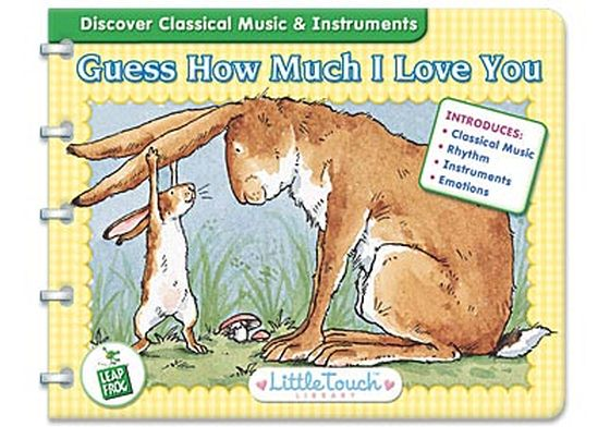 Little Touch Guess How Much I Love You image