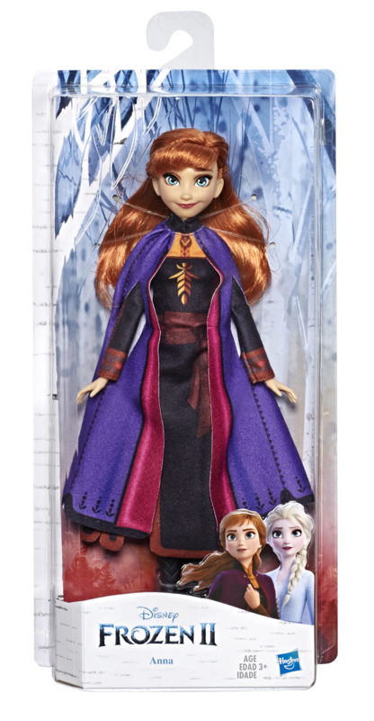 Frozen II: Anna - Character Doll