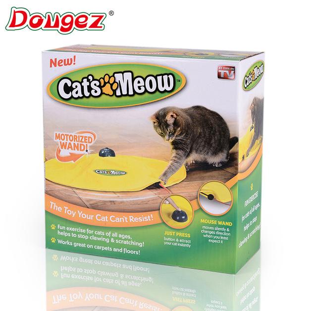 Dougez Cat's Meow