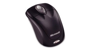 Microsoft Wireless Notebook Optical Mouse Slate image