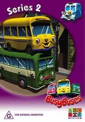 Busy Buses - Series 2 on DVD