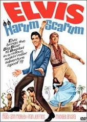 Elvis: Harum Scarum on DVD