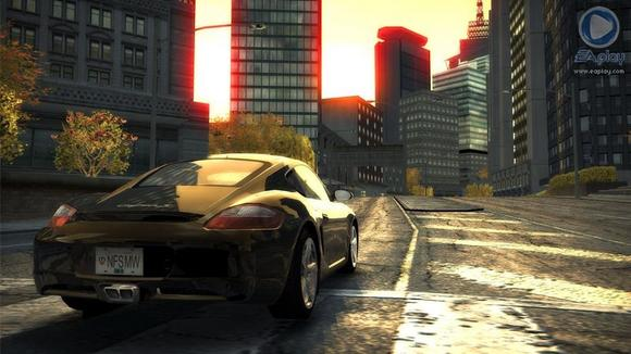 Need For Speed: Most Wanted - Black Edition screenshot