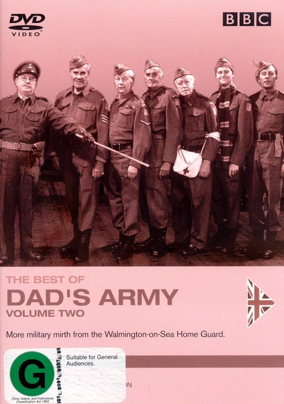 Dad's Army - The Best of Vol 2 on DVD