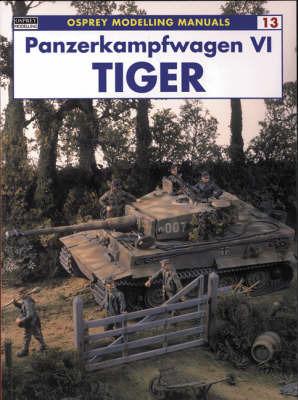 Panzerkampfwagen VI Tiger by Rodrigo Hernandez Cabos