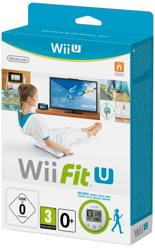 Wii Fit U for Nintendo Wii U