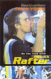 Rocket to the Top: On the Road with Pat Rafter by Pat Rafter image